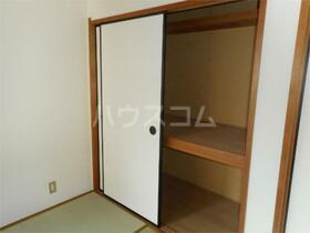 サニーヴィラK 101号室の収納