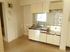 サニーヴィラK 101号室のキッチン
