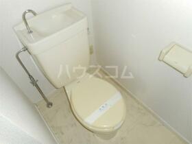 サニーヴィラK 101号室のトイレ
