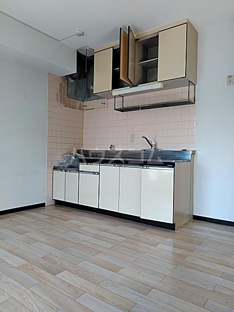カペナウムハイツ成瀬 203号室のキッチン
