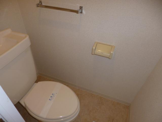 カペナウムハイツ成瀬 203号室のトイレ