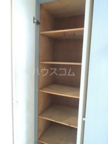 スカイコート横浜弘明寺 203号室の収納