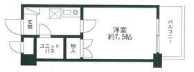 フォート金沢八景相川ビルⅡ・403号室の間取り