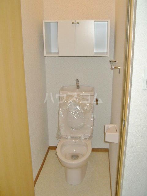 アンビシオン 202号室のトイレ
