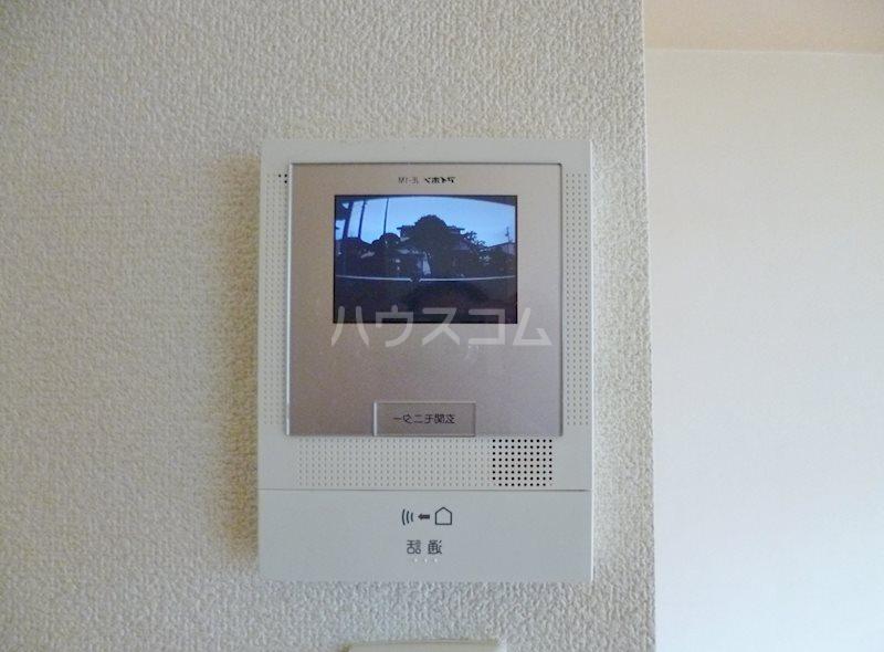 アンビシオン 202号室のセキュリティ