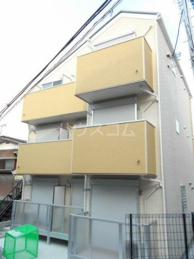 ワイズ横浜上大岡 101号室の外観
