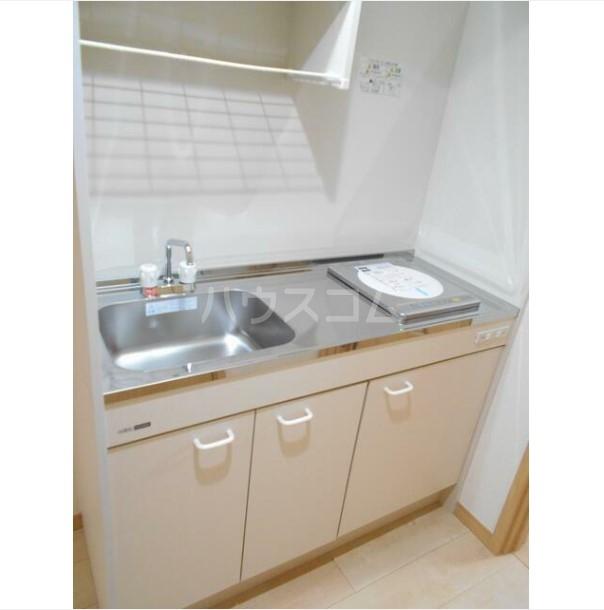 ワイズ横浜上大岡 101号室のキッチン