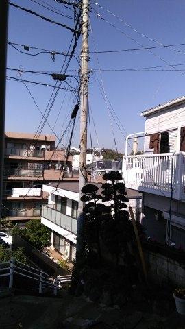 ユナイト港南オトゥール 101号室の景色