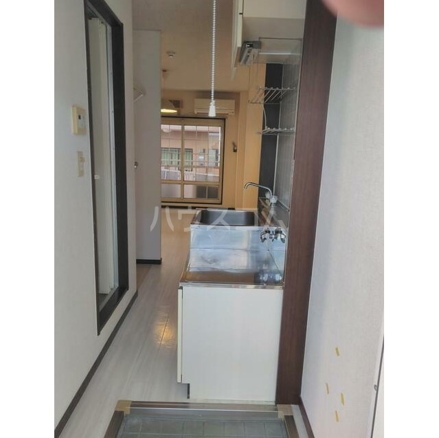 BonheurJIN 406号室のキッチン