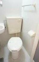 BonheurJIN 406号室のトイレ
