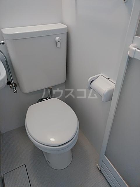 マツモトマンション南林間 302号室のトイレ