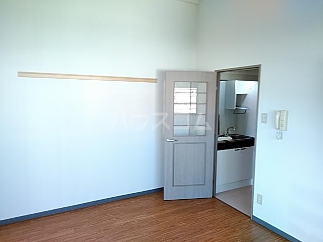 クイーンズテラス 802号室のベッドルーム
