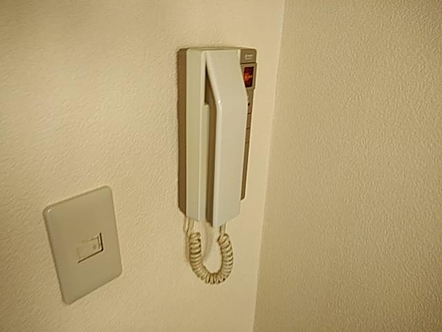 雅マンション大和 402号室のセキュリティ