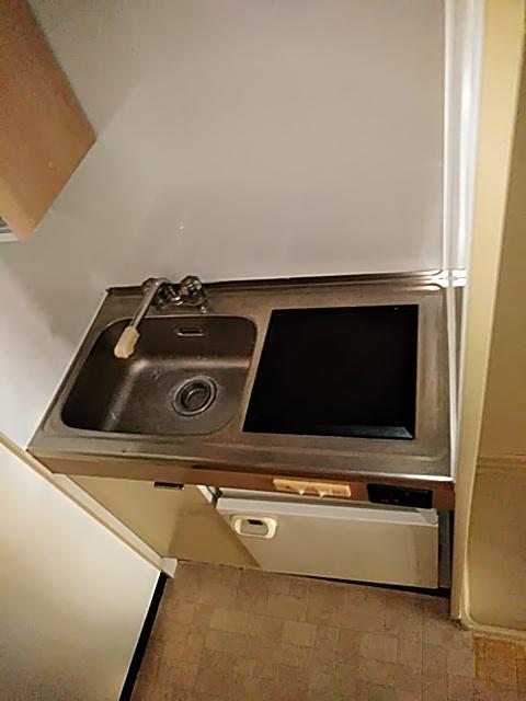 雅マンション大和 402号室のキッチン