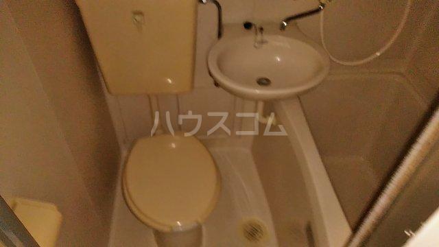 コーポ日野 202号室のトイレ