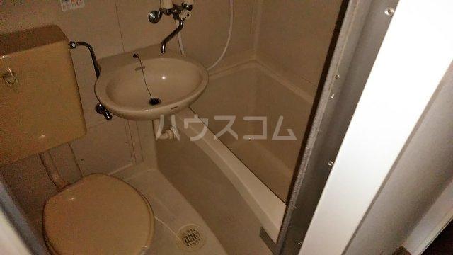コーポ日野 103号室の風呂