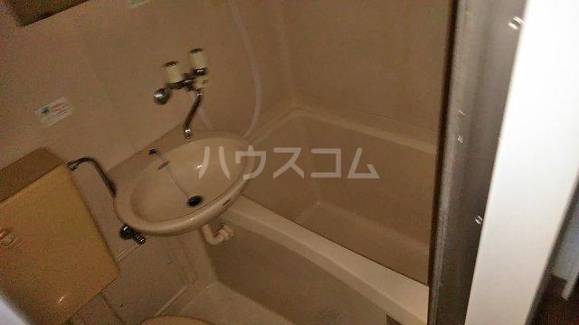 コーポ日野 103号室のトイレ