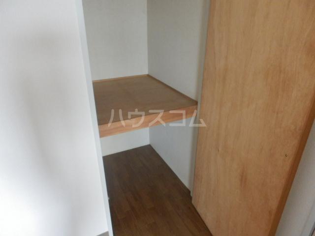 ユーマンション 2B号室の収納