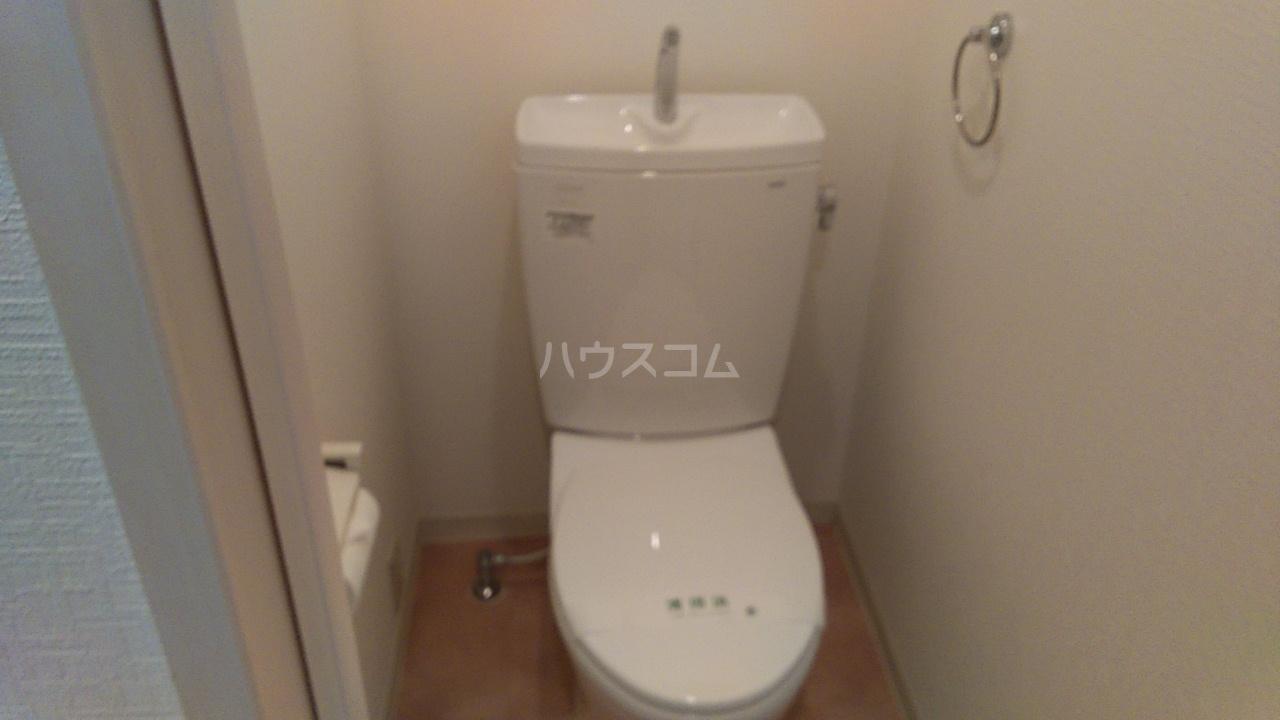 元町清水ビル 402号室のトイレ