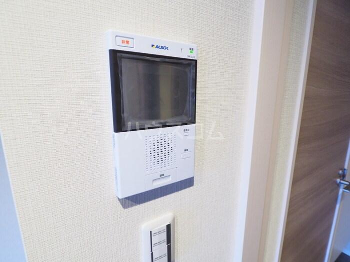 GranCrab 903号室のセキュリティ