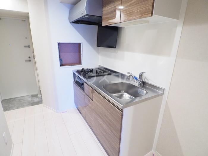 GranCrab 903号室のキッチン