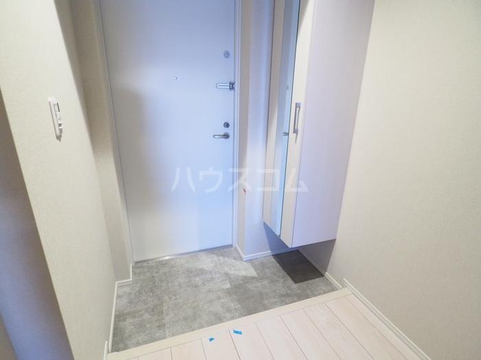GranCrab 903号室の玄関