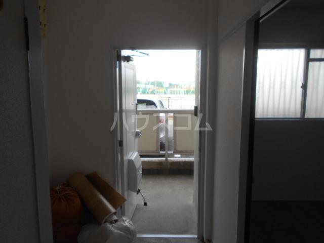 不動ヶ丘ハイツ 103号室の玄関