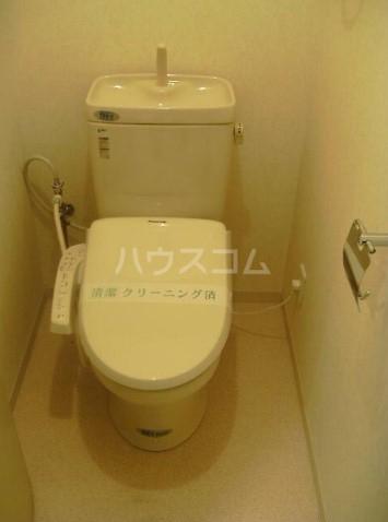 グリーンシティ新平戸 303号室のトイレ