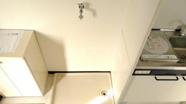 ベラ栗平 201号室の設備