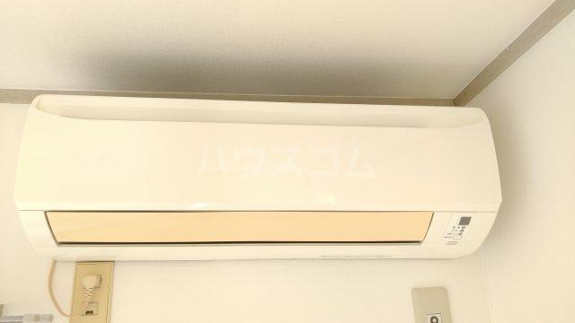 ベラ栗平 202号室の設備