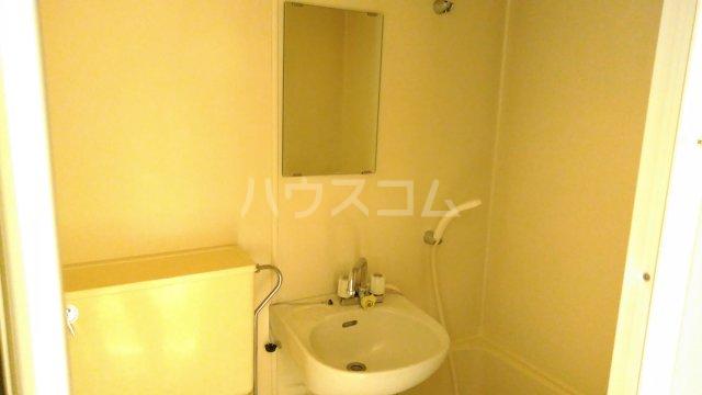 ベラ栗平 202号室の洗面所