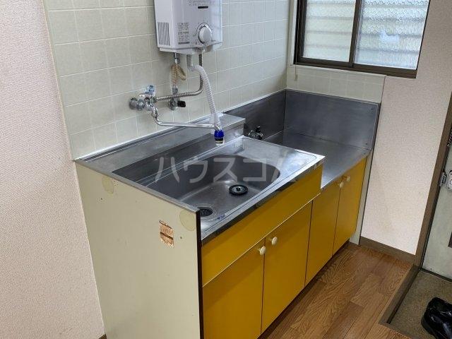 カトレアハイツ 2-C号室の洗面所