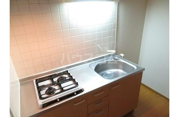ル・グロワール 302号室のキッチン