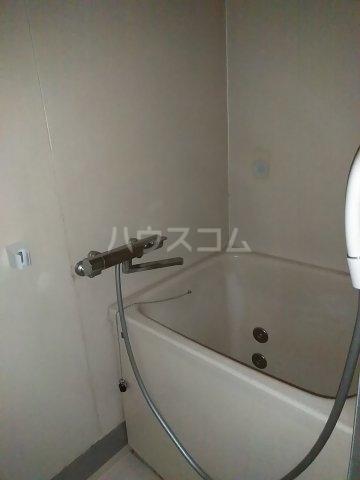 柿生サンハイツ 203号室の風呂