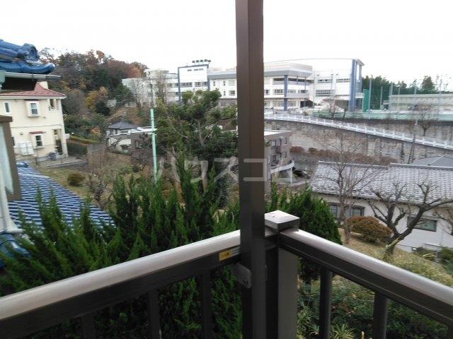 柿生サンハイツ 203号室の景色