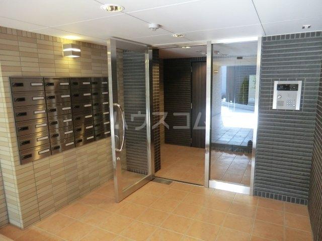 ルミエール 02050号室のバルコニー