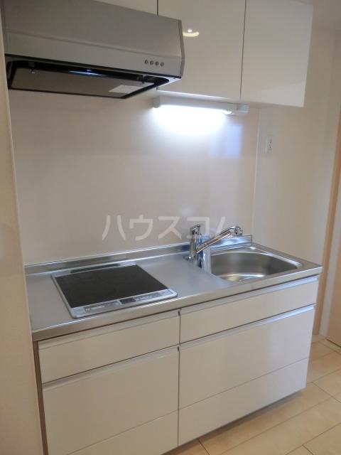 ルミエール 02050号室のキッチン
