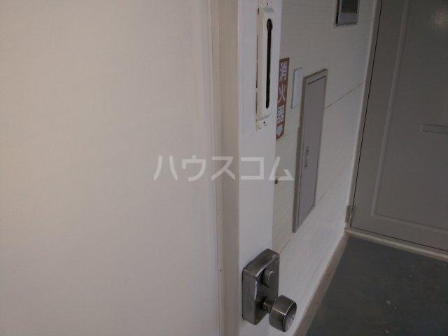 サンタナハイツ 202号室のセキュリティ