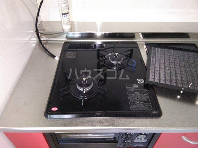 サンタナハイツ 202号室の風呂
