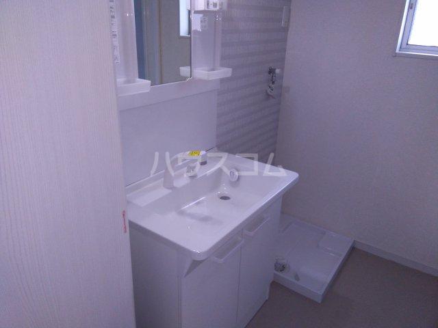 サンタナハイツ 202号室の洗面所