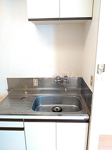 ツインコート 205号室のキッチン
