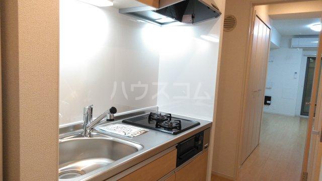 メゾン・ド・ラペ 01020号室のキッチン