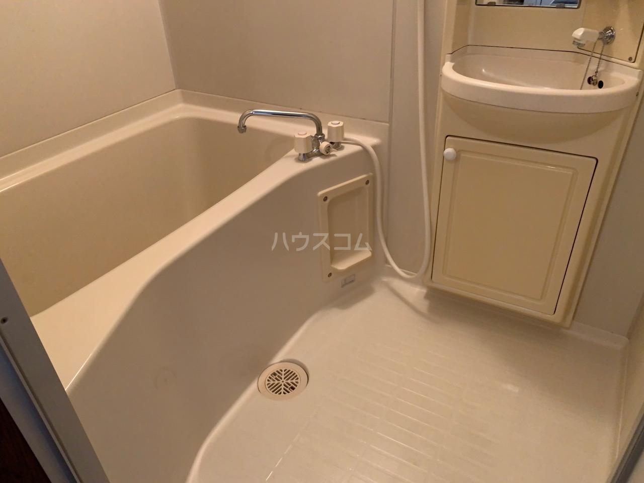 サニーコート伊藤 2-E号室の洗面所