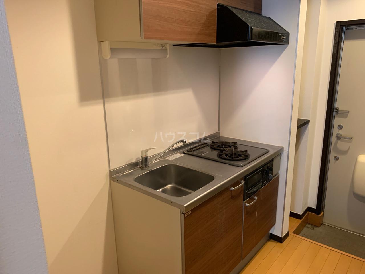 櫻 107号室のキッチン