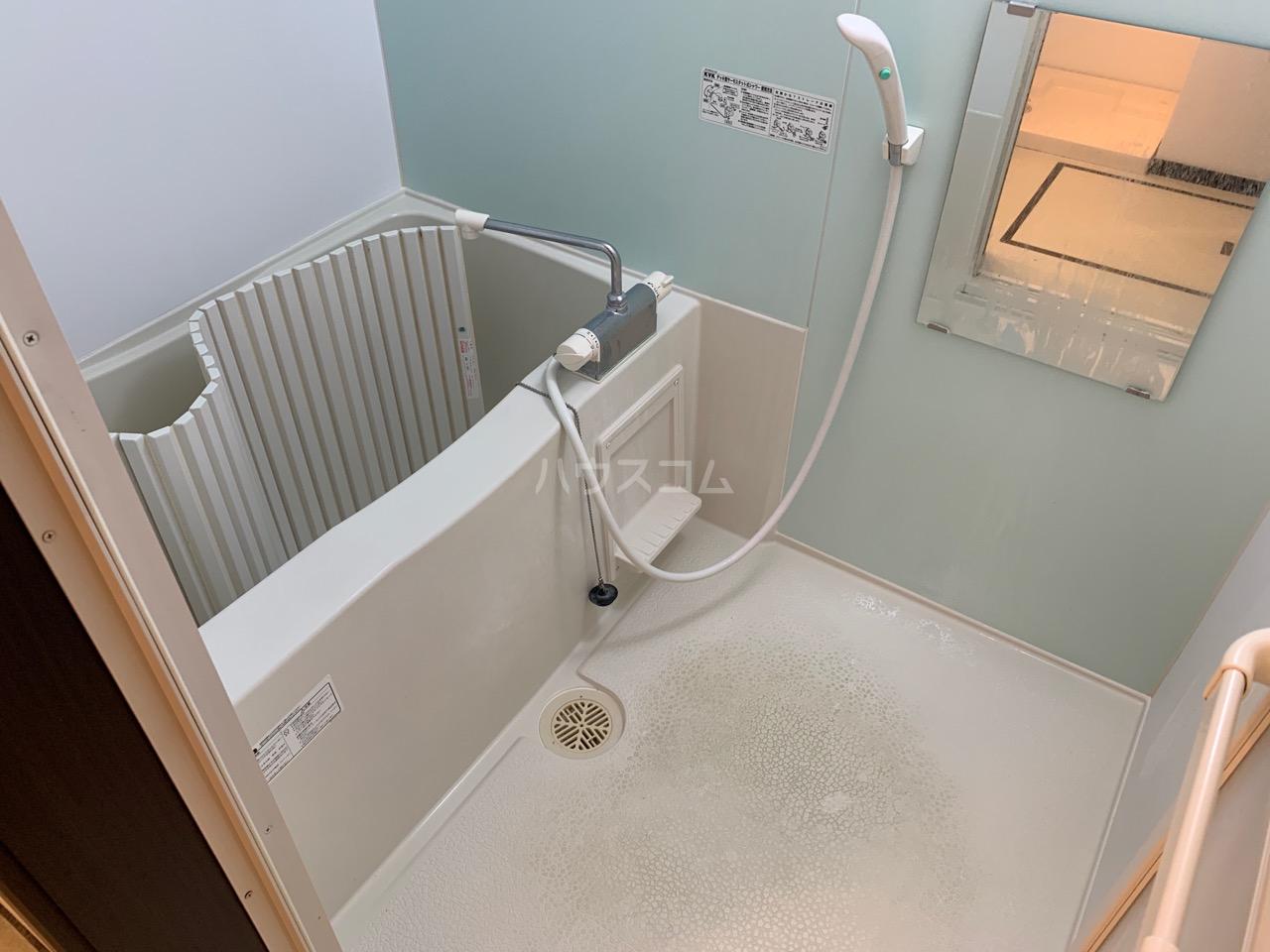 櫻 107号室の風呂