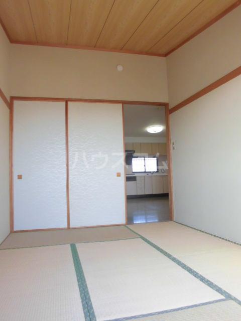 コンフォールタツミ 402号室の居室
