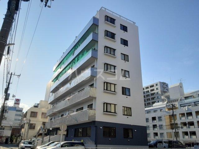 CITY OASIS IMAMURA 201号室の外観