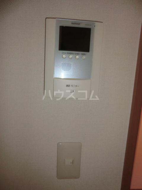 プルミエ 105号室のセキュリティ