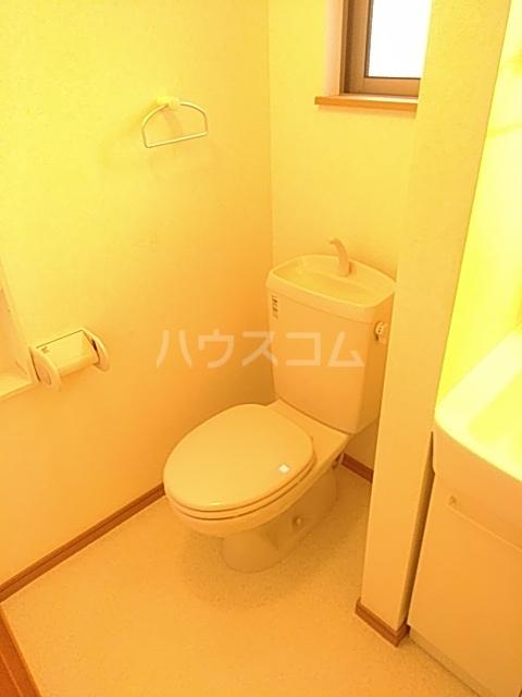 ひまわり 102号室のトイレ