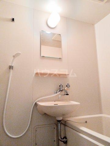 フェリース中央林間B 202号室の洗面所